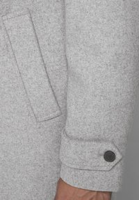 Jack & Jones PREMIUM - Classic coat - light grey melange - 5