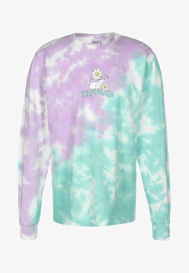 T-shirt imprimé - tie dye