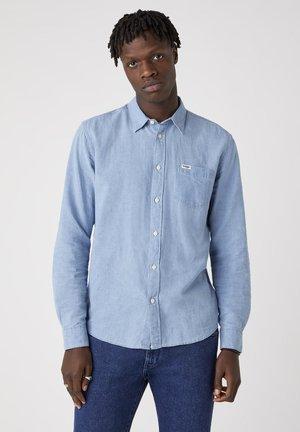 Shirt - light indigo