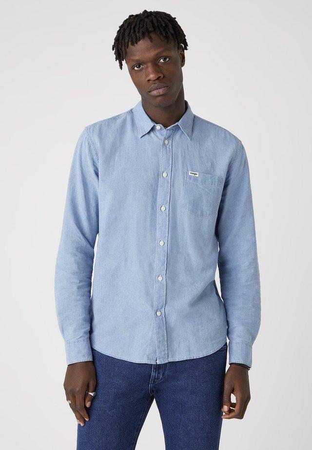 Camicia - light indigo