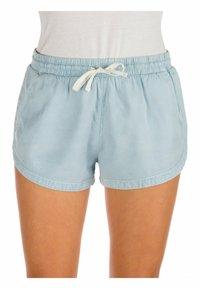Billabong - ROAD TRIPPIN - Shorts - chambray - 0