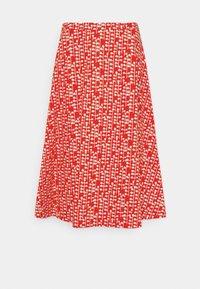Seidensticker - A-line skirt - rot - 0