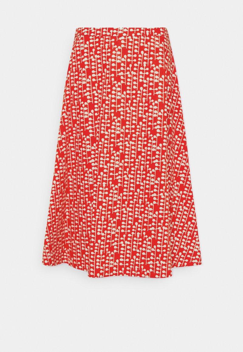 Seidensticker - A-line skirt - rot