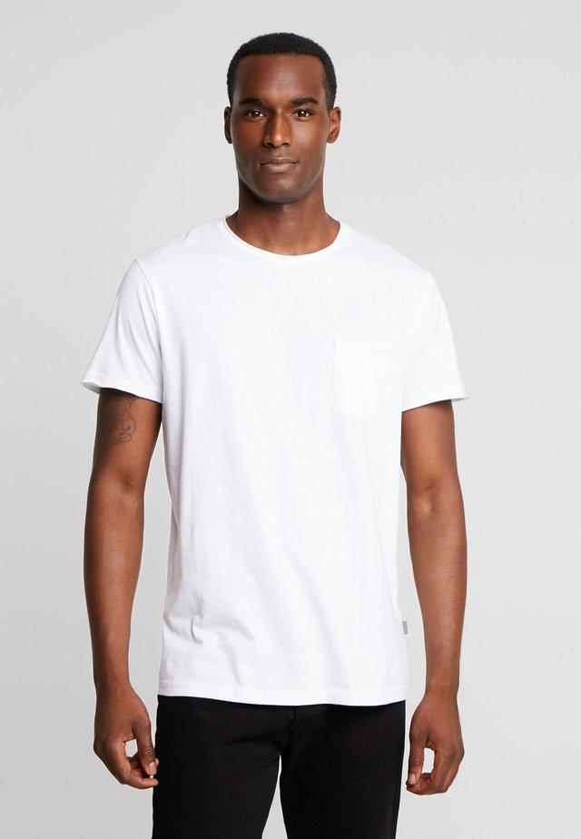 GAYLIN - Basic T-shirt - white