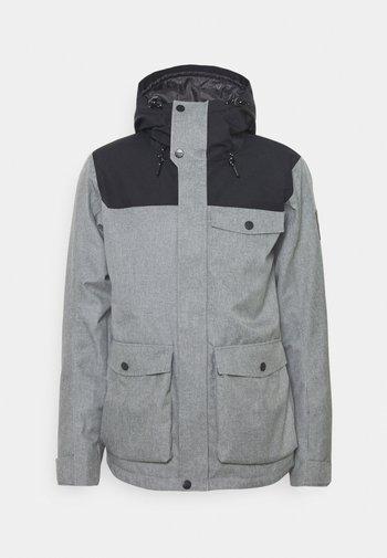 IVY JACKET - Snowboard jacket - grey