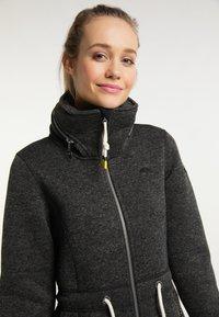 Schmuddelwedda - Winter coat - grau melange - 3