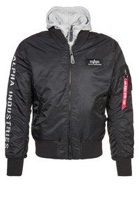 Alpha Industries - Light jacket - black/grey - 0