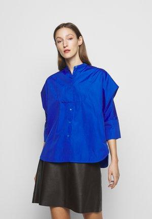 NATIVA - Button-down blouse - lichtblau