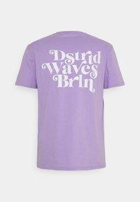 YOURTURN - UNISEX - T-shirt med print - purple - 7