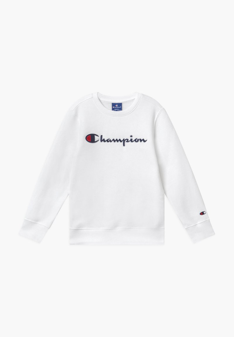 Champion - ROCHESTER CHAMPION LOGO CREWNECK - Sweater - white