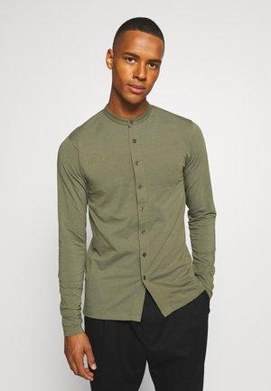 GALLOT GRANDAD - Shirt - khaki