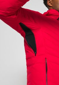 Colmar - Veste de ski - bright red/peacock/black - 5