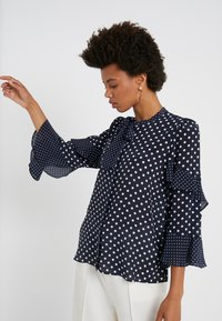 Marella - JAJCE - Button-down blouse - navy - 4