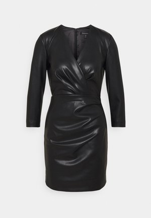 TABITHA MINI DRESS - Robe fourreau - black