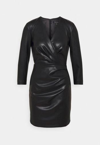TABITHA MINI DRESS - Robe fourreau - black