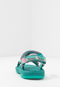 Teva - Chodecké sandály - turquoise - 4