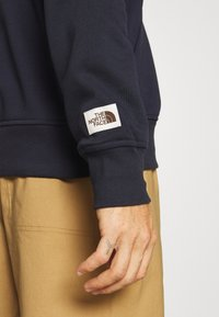 The North Face - HIMALAYAN BOTTLE SOURCE HOODIE - Mikina skapucí - aviator navy - 4