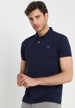 ORIGINAL SLIM RUGGER - Poloskjorter - evening blue