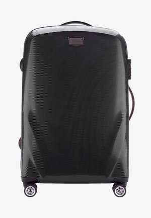 MITTLERER KOFFER - Wheeled suitcase - black
