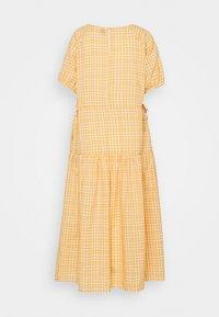 YAS - YASSTURI ANKLE DRESS - Day dress - tan - 6