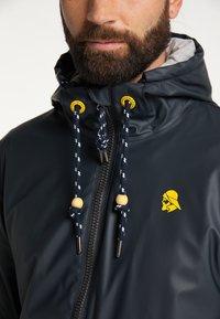 Schmuddelwedda - REGEN - Waterproof jacket - dunkelmarine - 3
