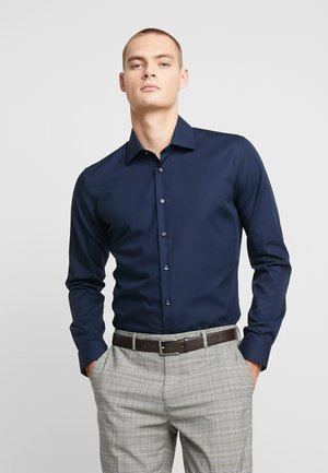 BUSINESS KENT EXTRA SLIM FIT - Camicia elegante - dark blue