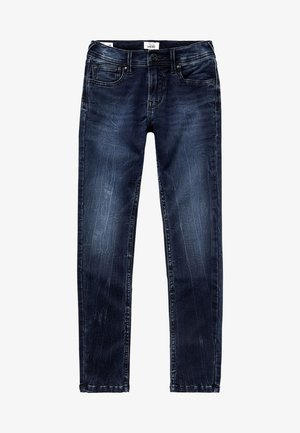 Vaqueros slim fit - denim