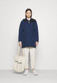 Pepe Jeans - REBECA - Winter coat - ink - 1