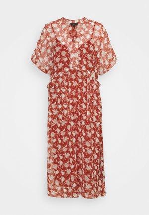 ELYSSE DRESS - Sukienka letnia - pecan