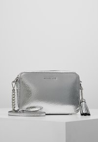 MICHAEL Michael Kors - CROSSBODIES CAMERA BAG - Across body bag - silver - 0