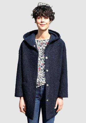 Short coat - marineblau