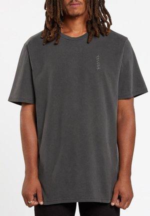 VIRT S/S TEE - T-shirt basic - black