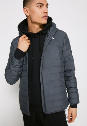 VARILITE SOFT HOODED - Piumino - carbon