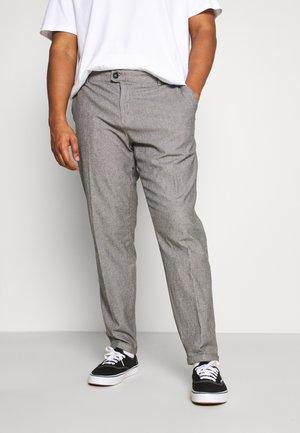 USESRA CROPPED PANTS - Broek - light grey