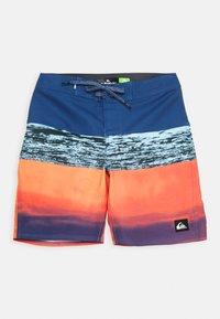 Quiksilver - SURFSILK PANEL - Swimming shorts - true navy - 0