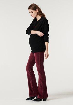 PANTS - Spodnie materiałowe - port royale