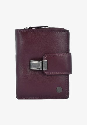 SPONGY - Wallet - bordeaux
