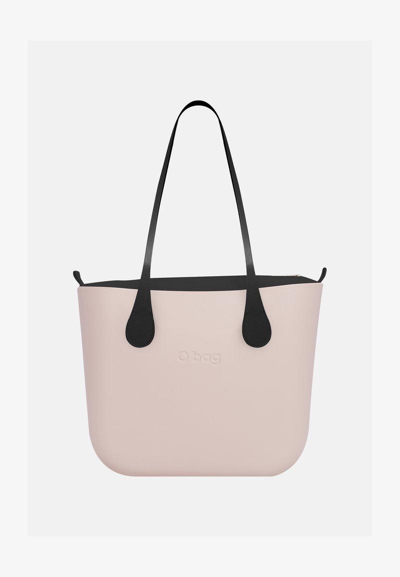 O Bag - Tote bag - rosa smoke