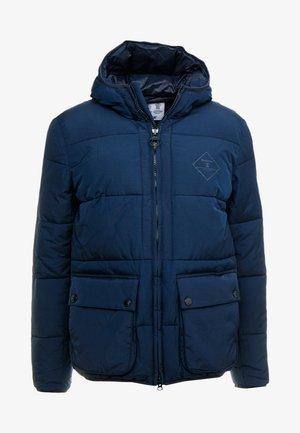 BEACON ANSAH QUILT - Winter jacket - navy