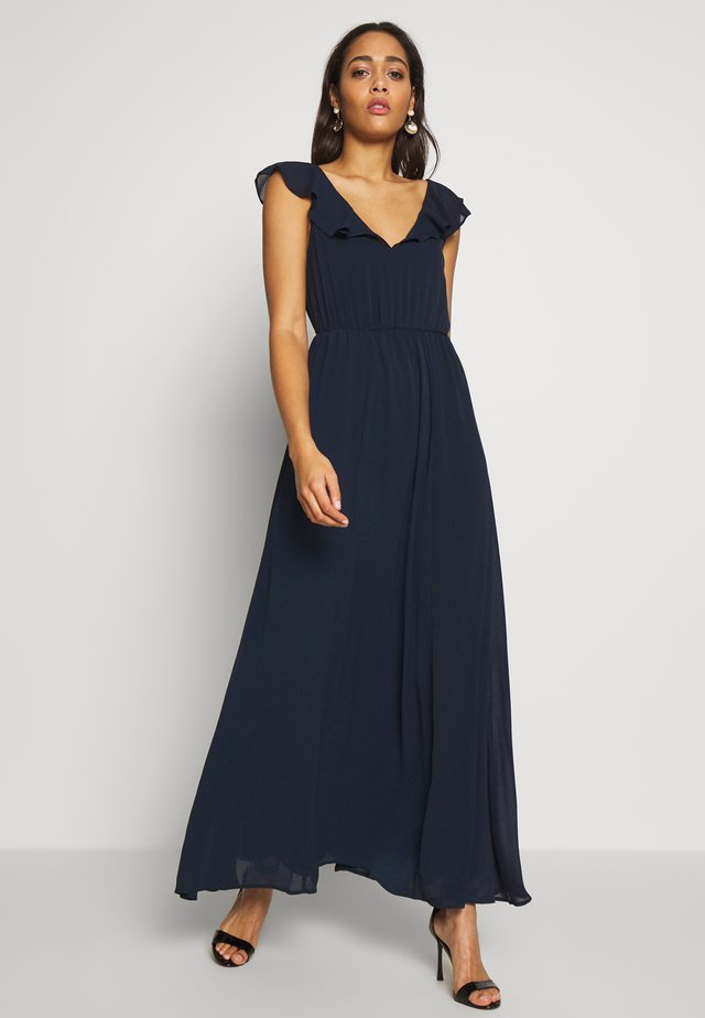 VIRANNSIL  - Długa sukienka - navy blazer