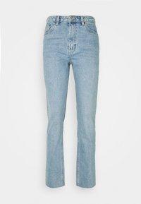 Topshop Tall - Straight leg jeans - bleach - 0