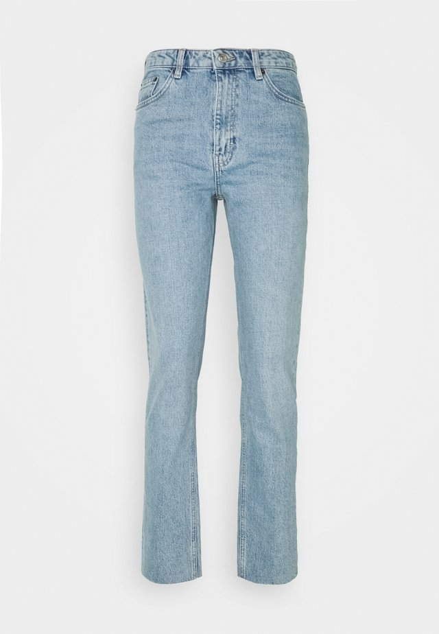 Jeans Straight Leg - bleach