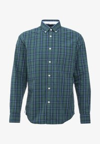 Marc O'Polo - BUITTON DOWN ONE POCKET STITCHED GENUINE PLACKET REGULAR FIT - Shirt - combo - 3