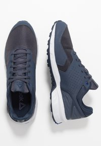 Reebok - RIDGERIDER TRAIL 4.0 - Løpesko for mark - navy/cobalt/grey - 1