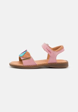 LORE LEAVES - Riemensandalette - pink