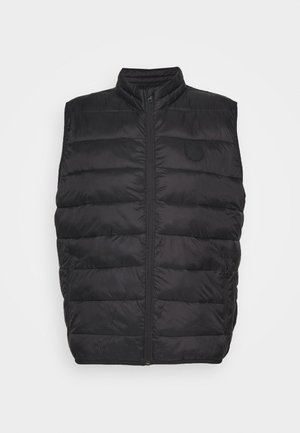 JJEMAGIC - Bodywarmer - black
