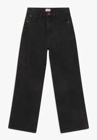 Grunt - WIDE LEG - Jeans Relaxed Fit - dusk black - 0