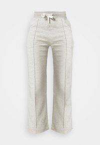 GANT - NAUTICAL PANTS - Tracksuit bottoms - light grey melange - 3