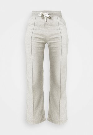 NAUTICAL PANTS - Joggebukse - light grey melange