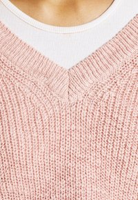 Another-Label - SATSUKI PULL - Svetr - dusty pink - 4
